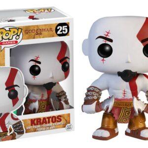 God of War - Kratos (Кратос) Game ver. [Funko POP!]