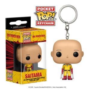 Keychain: One Punch Man - Saitama [Pocket Pop!]